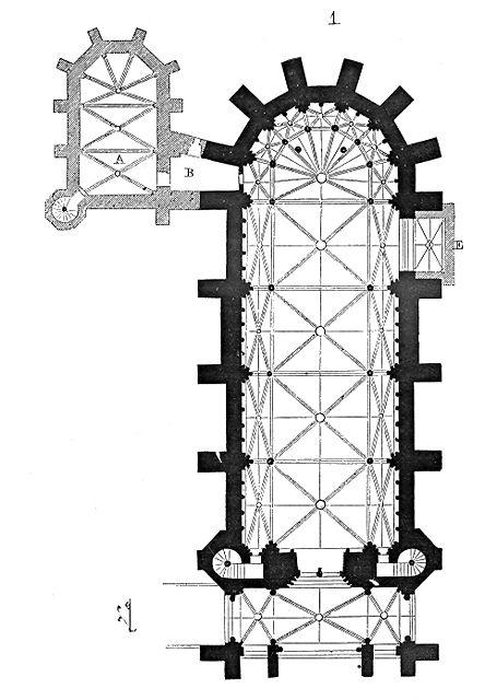 Sainte chapelle for Planimetrie della master suite